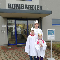 Bombardier tým