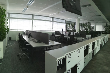 Open offices