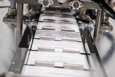 Spuštění vlastní výrobní linky na nanoroušky