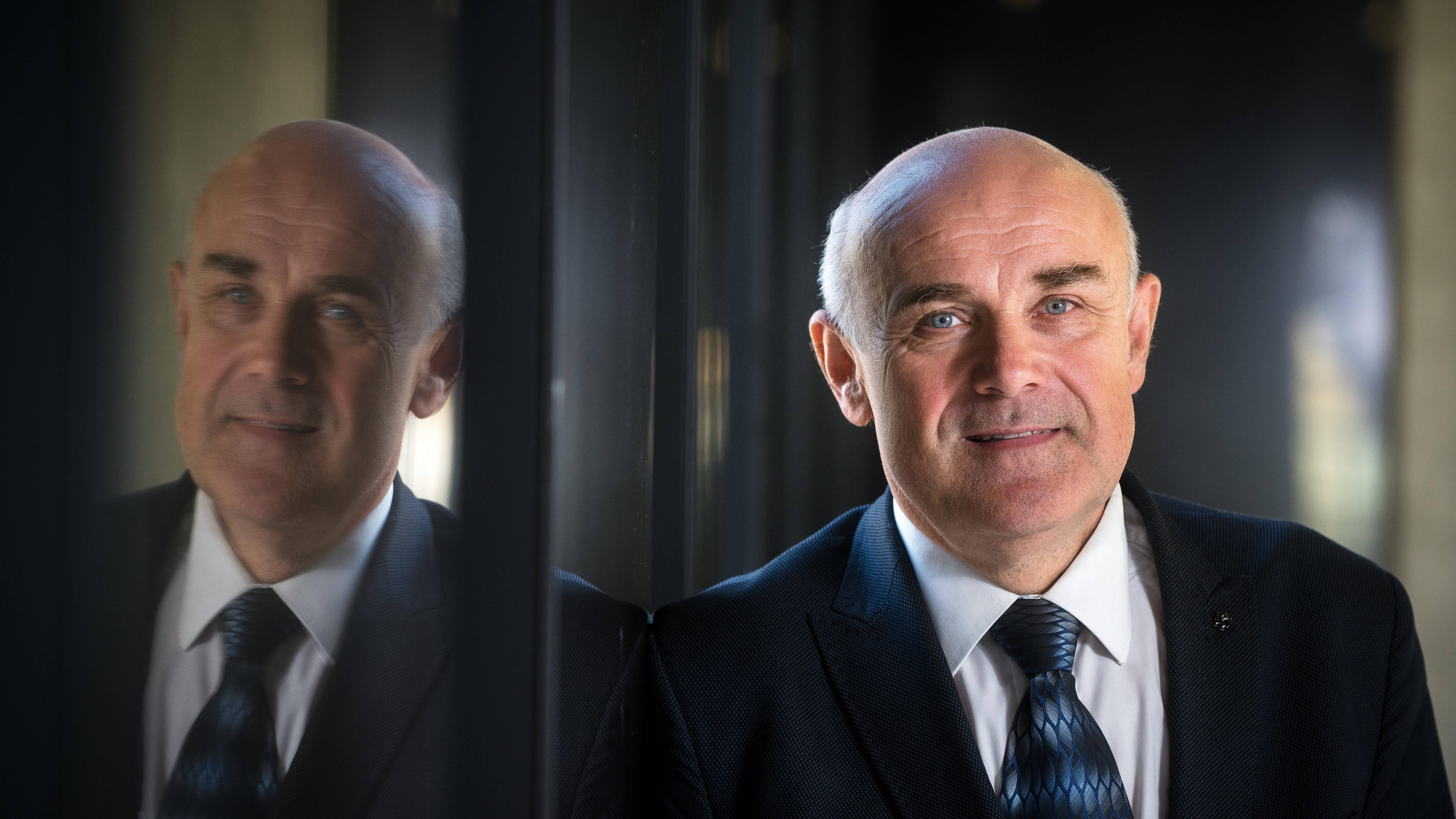 prof. Ing. Vladimír Mařík, DrSc., dr.h.c.